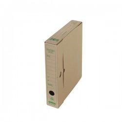 Archiv.krabice A4/ 5cm, skl. karton EMBA Natural