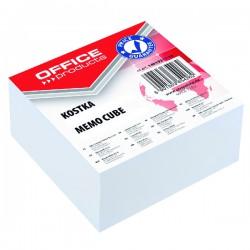 Špalíček lepený 85x85x40mm, bílý, DOX 8308502-09X
