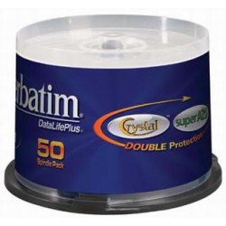 CD-R Verbatim 700 MB DataLife Plus, 52x, Cake Box 50ks