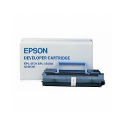 Cartridge Epson S050005Bk, černá náplň, ORIGINÁL