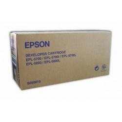 Cartridge Epson S050010Bk, černá náplň, ORIGINÁL