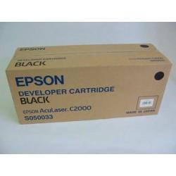 Cartridge Epson S050033Bk, černá náplň, ORIGINÁL
