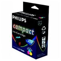 Cartridge Phillips PFA-424, černá náplň, ORIGINÁL