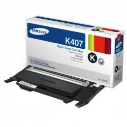 Cartridge Samsung CLT-K4072s, černá náplň, ORIG.