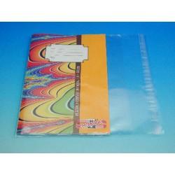 Univerzální obal na učebnice, 240x380mm, 1-731