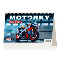 """S11-22 - stolní kalendář """"Motorky"""""""