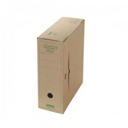 Archiv.krabice A4/ 11cm, skl. karton EMBA Natural