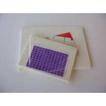 Rozdružovač plastový A4 abecední, 30 dílný