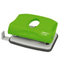 Děrovač Easy 2150, 15 listů, zelený