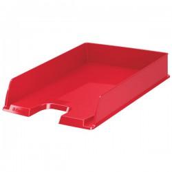 Zásuvka stohovací Europost VIVIDA, červená