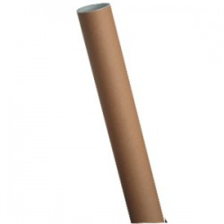 Tubus papírový, 75 cm/100 mm