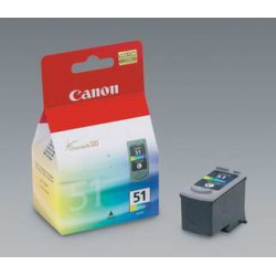 Cartridge Canon č.51, CL-51, barevný ink.,ORIGINÁL