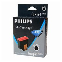 Cartridge Phillips PFA-431, černá náplň, ORIGINÁL