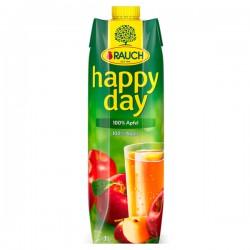 Happy Day jablko, 100%, 6 x 1 l