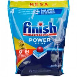 Finish Tablety 100 ks, do myček nádobí