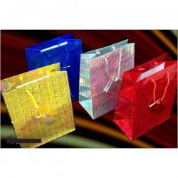 Taška papírová na dárky, M/LUX