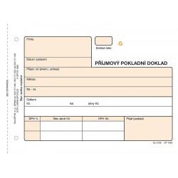 Příjmový pokladní doklad, NCR, Op-82