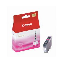 Cartridge Canon CLI-8M červený ink.,ORIGINÁL