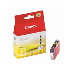 Cartridge Canon CLI-8Y, žlutý ink., ORIGINÁL