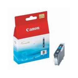 Cartridge Canon CLI-8C, modrý ink.,ORIGINÁL