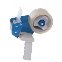 Olepovací strojek ruční s brzdou, do 50mm x 66m, VCTOR