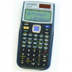 Kalkulačka CITIZEN SR-270 X, 10 míst