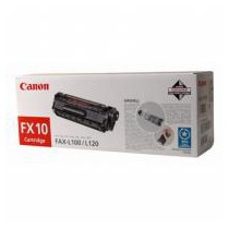 Cartridge Canon FX-10, černá náplň, RENOVOVANÁ