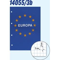 Blok 14055, A4/50 listů, čtvereček, lep., s děrováním