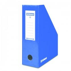 Pořadač stolní, skl. karton DONAU 7648101-10, modrý