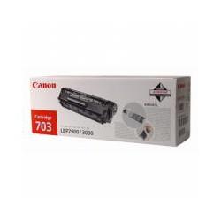 Cartridge Canon CRG 703Bk, černý tisk, ORIGINÁL