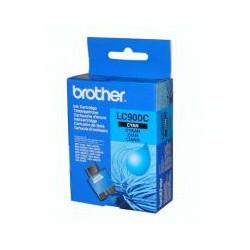Cartridge Brother LC 900 C, modrý ink., ORIG.