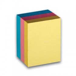 Samolep. bloček, 51x38mm, 3 barvy x 100 listů, CONCORDE