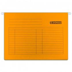 """Registr. desky """"V"""" závěsné DONAU, oranžové"""