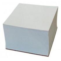 Špalíček lepený 90x90x90mm, bílý
