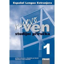 Španělština Ven nuevo 1, studijní příručka