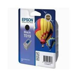 Cartridge Epson T019401, černý ink., ORIGINÁL
