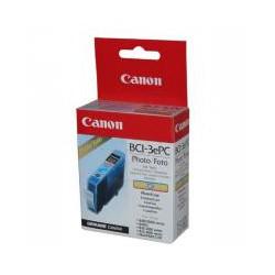 Cartridge Canon č.3, BCI-3ePC, photo modrý ink., ORIGINÁL