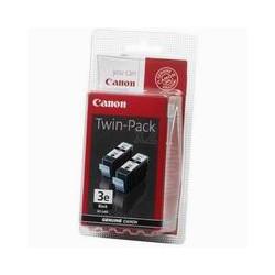 Cartridge Canon č.3B, BCI-3eBK TWIN- 2ks, černý ink., ORIG.