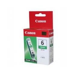 Cartridge Canon č.6G, BCI-6 G, zelený ink.,ORIGINÁL