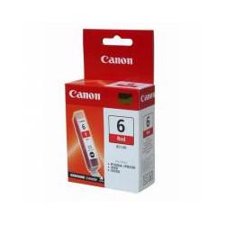 Cartridge Canon č.6G, BCI-6 R, sv.červený ink.,ORIGINÁL