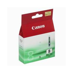 Cartridge Canon CLI-8G, zelený ink., ORIGINÁL