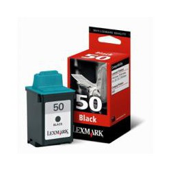 Cartridge Lexmark č.50, 17G0050, černý ink., ORIGINÁL