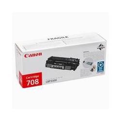 Cartridge Canon CRG 708, černý tisk, ORIGINÁL