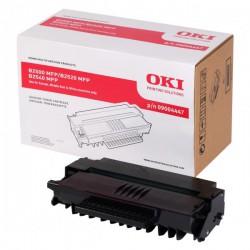 Cartridge Oki B2500, černá náplň, ORIGINÁL
