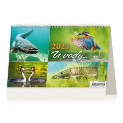 """S20-22 - stolní kalendář """"Rybář"""""""