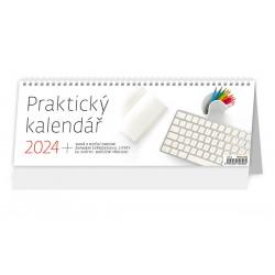 """S62-22 - stolní kalendář """"Praktický kalendář"""""""