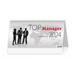 """S61-22 - stolní kalendář """"Top Manager"""""""