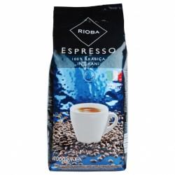 Káva Rioba Platinum, zrnková káva, 1 kg