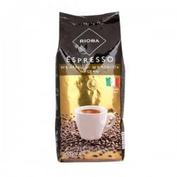 Káva Rioba Gold, zrnková káva, 1 kg