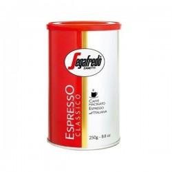Káva Segafredo, Espresso, mletá káva, 250g